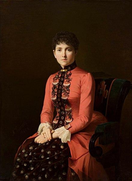 Ana Karenina por Alekséi Kólesov
