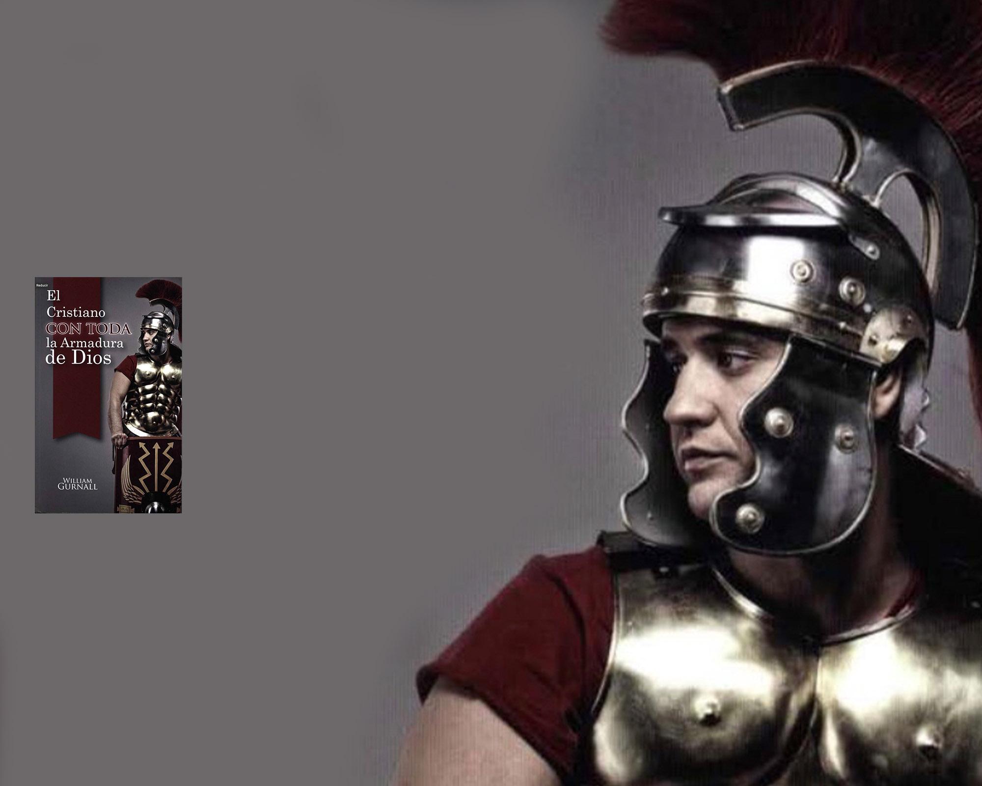 El Cristiano con toda la armadura
